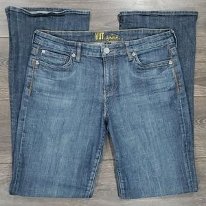 ❤KUT FROM THE KLOTH BOOTCUT JEANS, SIZE 12 (31)